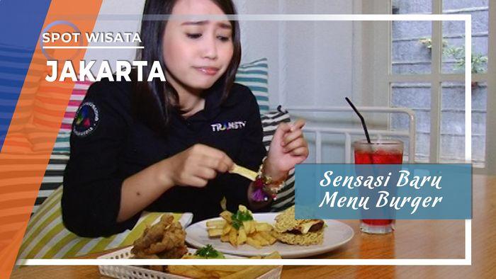 Sensasi Baru Menu Burger dari Kemang Jakarta