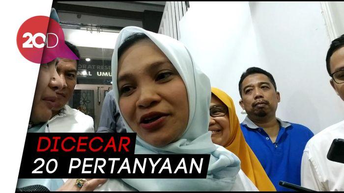 Polisi Periksa Hanum Rais Terkait Kasus Ratna Sarumpaet