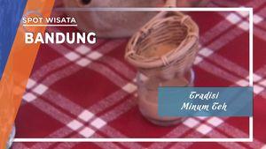 Tradisi Minum Teh, Bandung