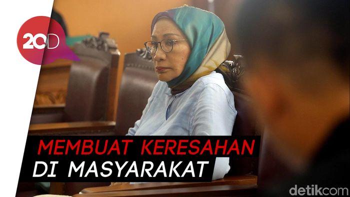 Alasan Jaksa Tuntut Ratna Sarumpaet 6 Tahun Bui