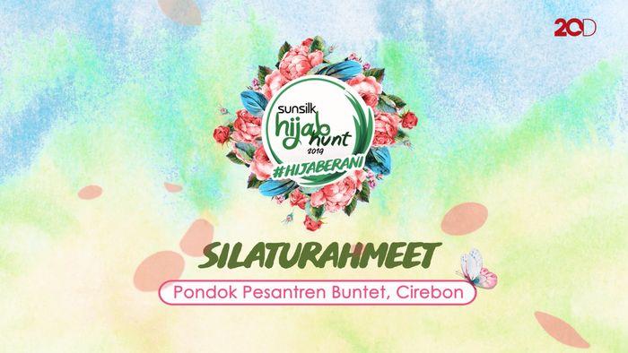 Keseruan Finalis Silahturahmi Bersama Santriwan dan Santriwati Pesantren Buntet Cirebon