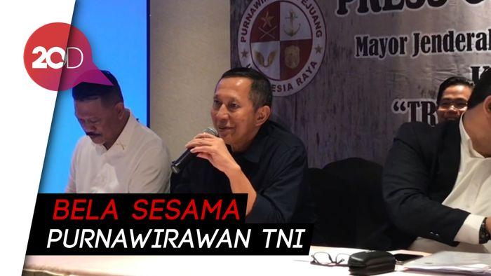 JS Prabowo soal Dugaan Makar Mayjen Soenarko: Makan Aja Susah!