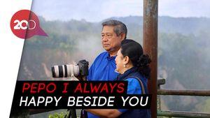Haru! Isi Surat Ani Yudhoyono untuk SBY