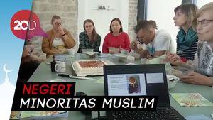 Mengenalkan Puasa Lewat Nasi Kuning di Estonia