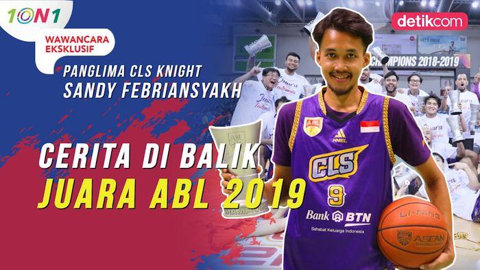 One on One Kapten CLS Knights: Cerita di Balik Juara ABL 2019