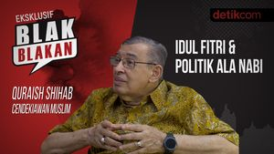 Tonton Blak-blakan Quraish Shihab: Idul Fitri dan Politik Ala Nabi