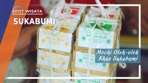 Mochi Oleh-oleh Khas Sukabumi