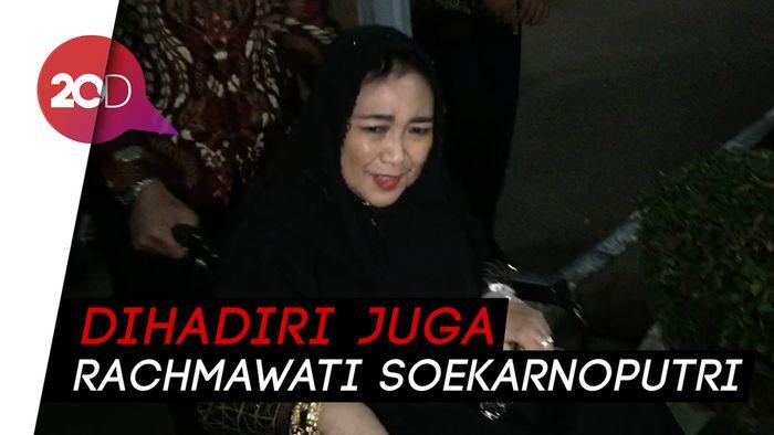 SBY Gelar Tahlilan 7 Hari Kepergian Ani Yudhoyono