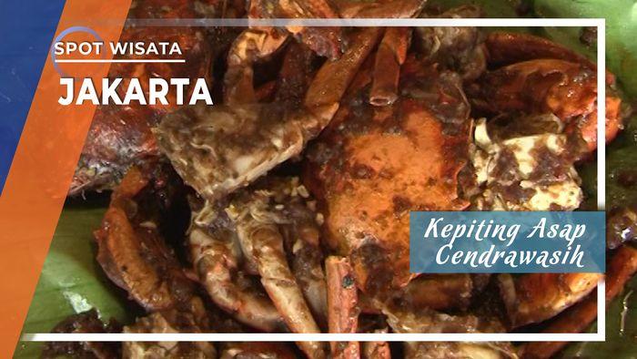 Kepiting Asap Cendrawasih Jakarta