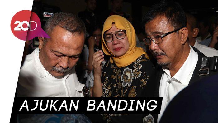 Divonis 8 Tahun Penjara, Karen Agustiawan Ajukan Banding
