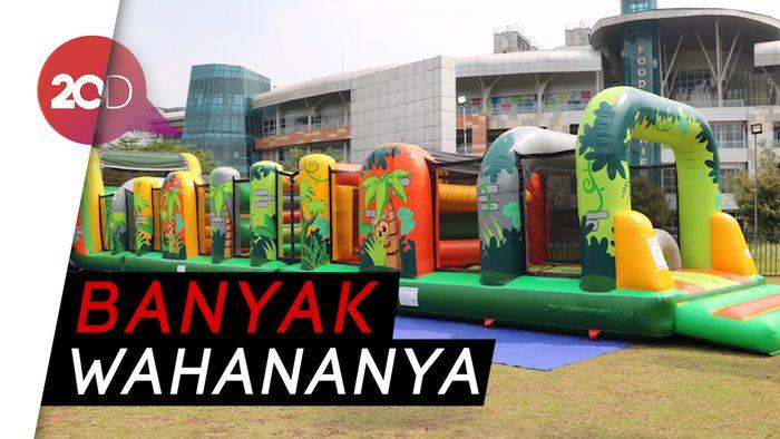Liburan Seru Serba Balon di Mookiland Theme Park