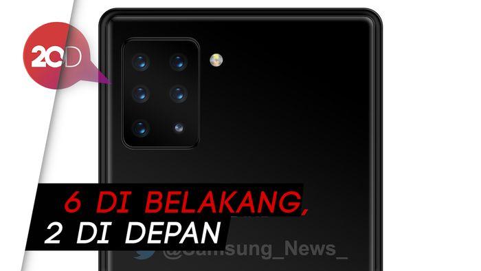 Hmm Sony Bakal Garap Xperia dengan 6 Kamera Utama?
