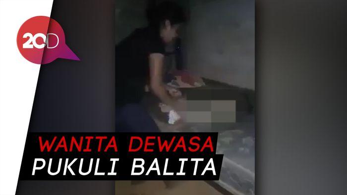 Viral Video Aniaya Balita, KPAI dan Cyber Polri Buru Pelaku