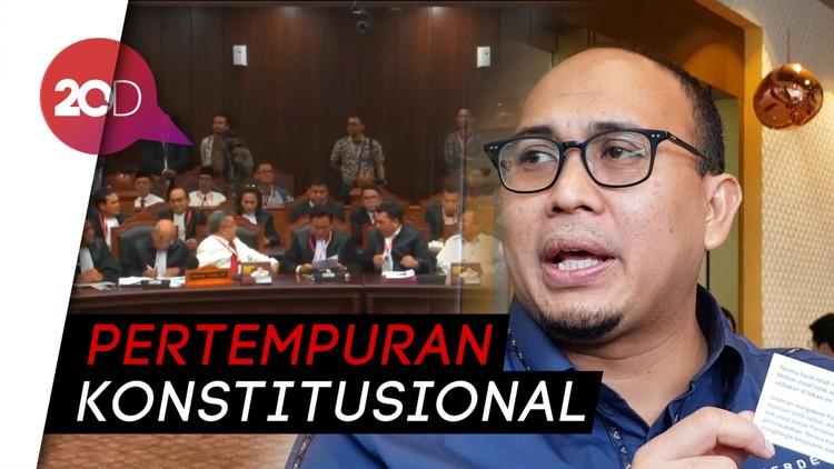 BPN: Gugatan Prabowo ke MK Bikin TKN Panik!