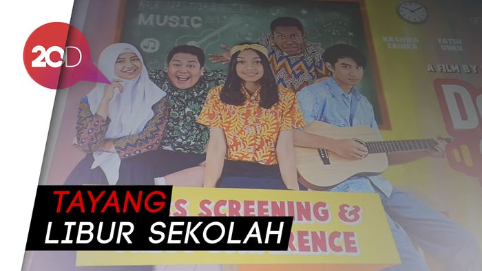 Bernuansa Musik, Film Doremi & You Penuh Warna Persahabatan