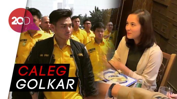 Siapakah Politisi yang Kepergok Makan Bareng Chelsea Islan?