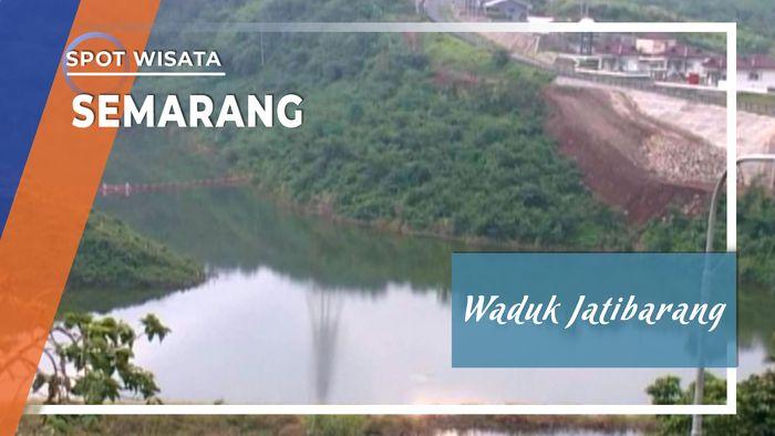 Waduk Jatibarang Semarang