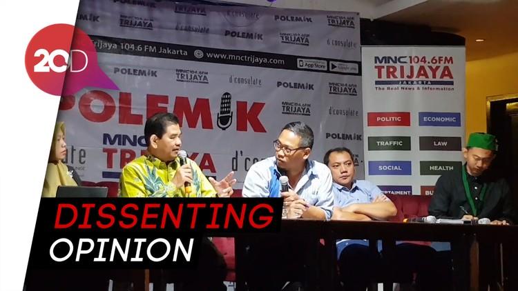 Pakar Prediksi akan Ada Dissenting Opinion di Sidang Gugatan Pilpres