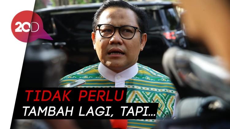 Cak Imin: Koalisi 01 Sudah Gemuk, Tapi untuk Rekonsiliasi Why Not?