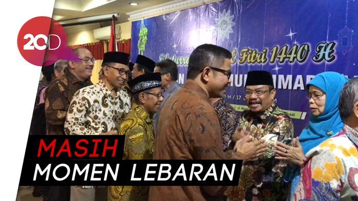 Muhammadiyah Dorong Jokowi-Prabowo Bertemu: Tak Ada Lagi 01 02