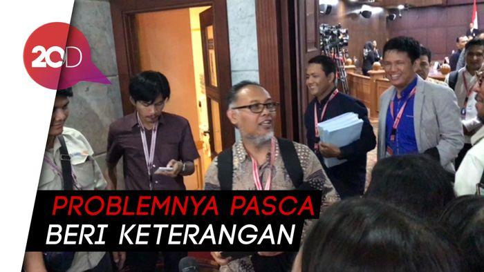 Hakim MK Jamin Keamanan Saksi dalam Sidang, BW: Problemnya di Luar