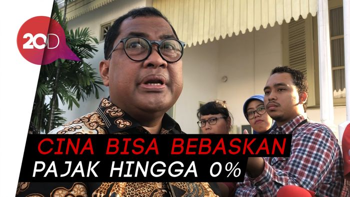 Soal Pajak, Pelaku UMKM Minta Jokowi Tiru Konsep China