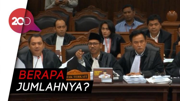 Debat Sengit Soal Jumlah Saksi yang Disumpah di Sidang Hari Ini