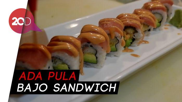 Ke Labuan Bajo, Jangan Lupa Nikmati Fusion Sushi Enak