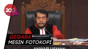 MK Beri Toleransi Tim Prabowo Kumpulkan Bukti hingga Jam 4 Sore
