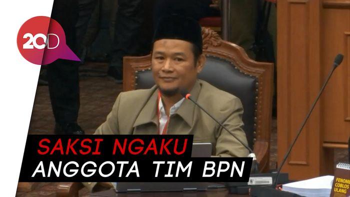 KPU Cecar Saksi soal Istilah 'Kami' dan Jelaskan DPT Tak Wajar