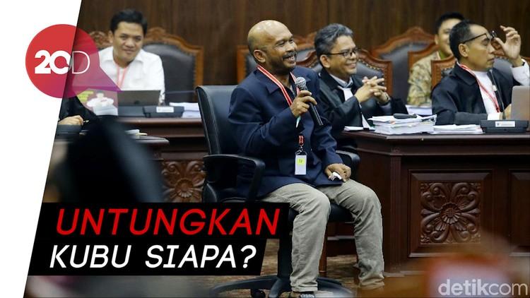 Saksi Prabowo Beberkan Data Pemilih Fiktif, Siapa Diuntungkan?