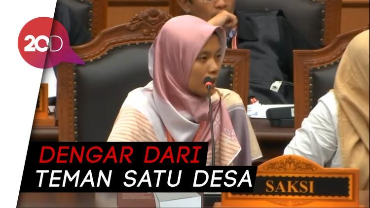 Saksi Prabowo Ngaku Diancam Dibunuh karena Video Surat Dicoblos