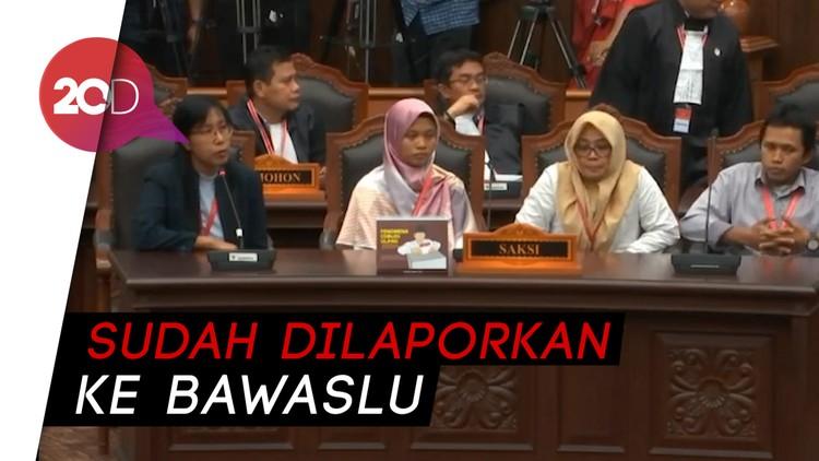 Saksi Prabowo Urai Ketidaknetralan Gubernur Jateng