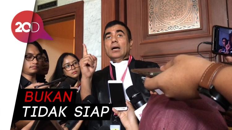 Susah Fotokopi, Alasan Tim Hukum Prabowo Belum Lengkapi Bukti DPT