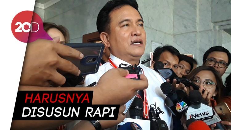 Tim Hukum Jokowi Bingung Baca Alat Bukti Kubu 02: Berantakan!
