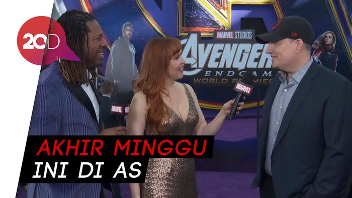 Ada Adegan Tambahan, Avengers: Endgame Bakal Dirilis Ulang