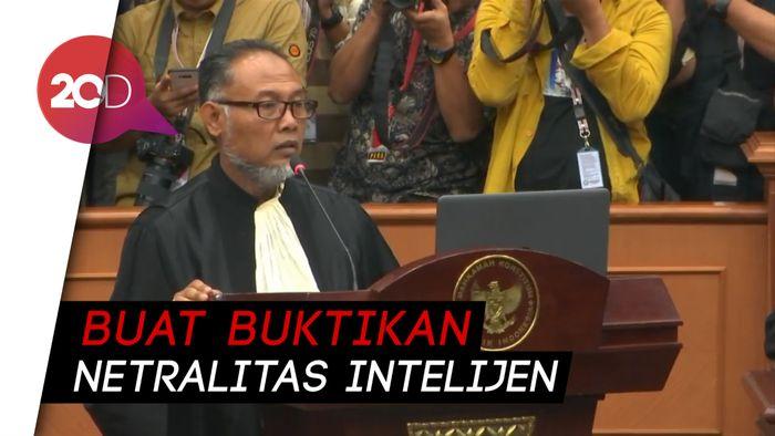 Ahli Minta SBY Bersaksi, BW: Tak Mungkin Pakai Speedy Trial