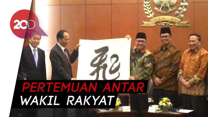 MPR Tiongkok Dan Indonesia Bertemu, Bahas Apa?