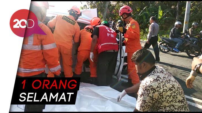 Kecelakaan Maut di Jalur Jogja-Wates, 3 Orang Tewas