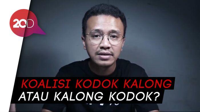 Faldo Maldini Sebut Prabowo Mungkin Gabung Jokowi