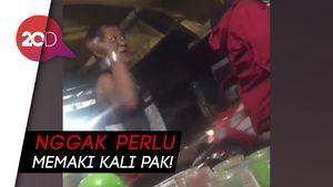 Oknum Polisi Pemaki Pedagang Nasi Bebek Dihukum Hormat ke Bendera
