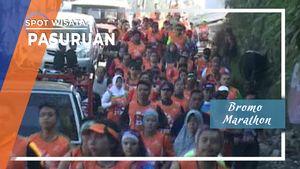 Marathon Bromo Pasuruan