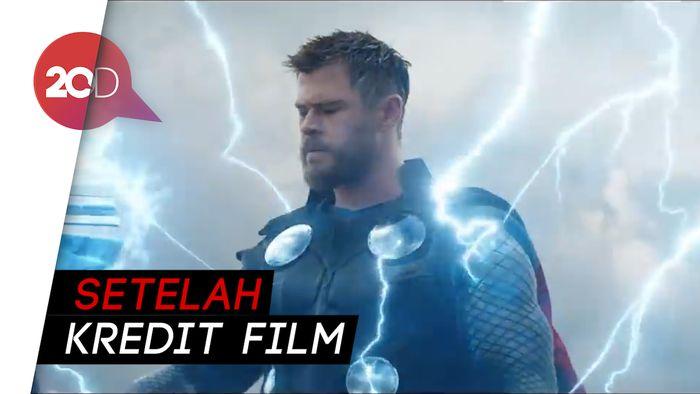 Bocoran Spider-Man Bakal Muncul di Avengers: Endgame Terbaru