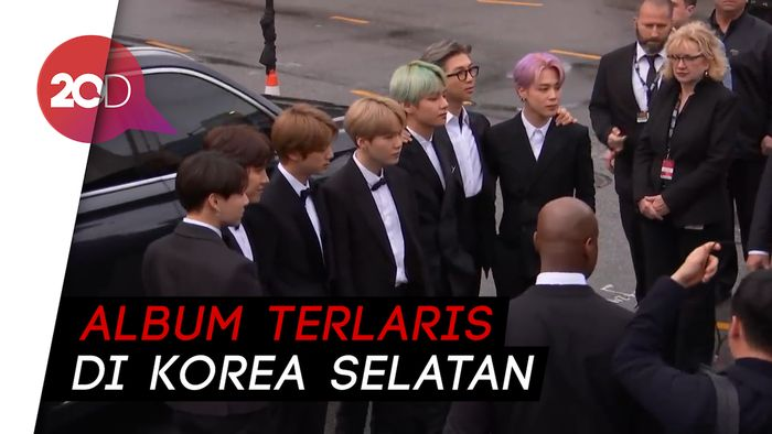 Map Of The Soul: Persona BTS Pecahkan Rekor Guinness World Records