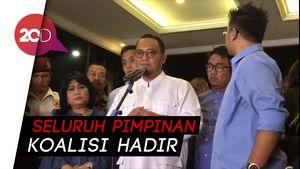 Besok, Nasib Koalisi Indonesia Adil Makmur Ditentukan!