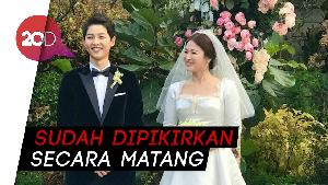 Digugat Cerai Song Jong Ki, Song Hye Kyo Buka Suara