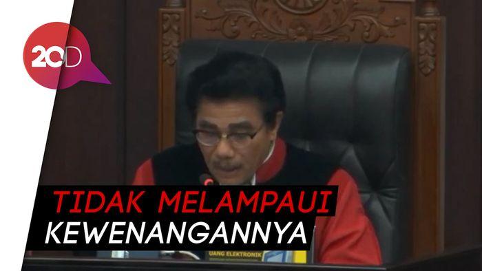 MK: Gugatan TSM Tim Prabowo Ditangani Bawaslu