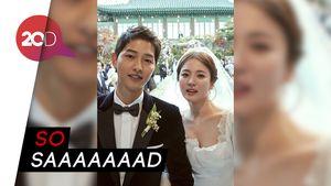 Netizen Sedih Song Jong Ki dan Song Hye Kyo akan Bercerai
