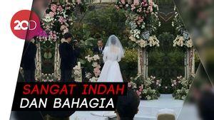 Throwback! Momen Indah Pernikahan Song Jong Ki dan Song Hye Kyo