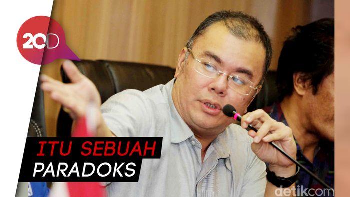 Waketum PAN Sesalkan Prabowo Tak Beri Selamat ke Jokowi saat Pidato